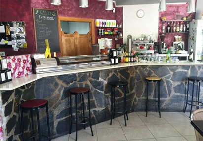 Bar Canvi