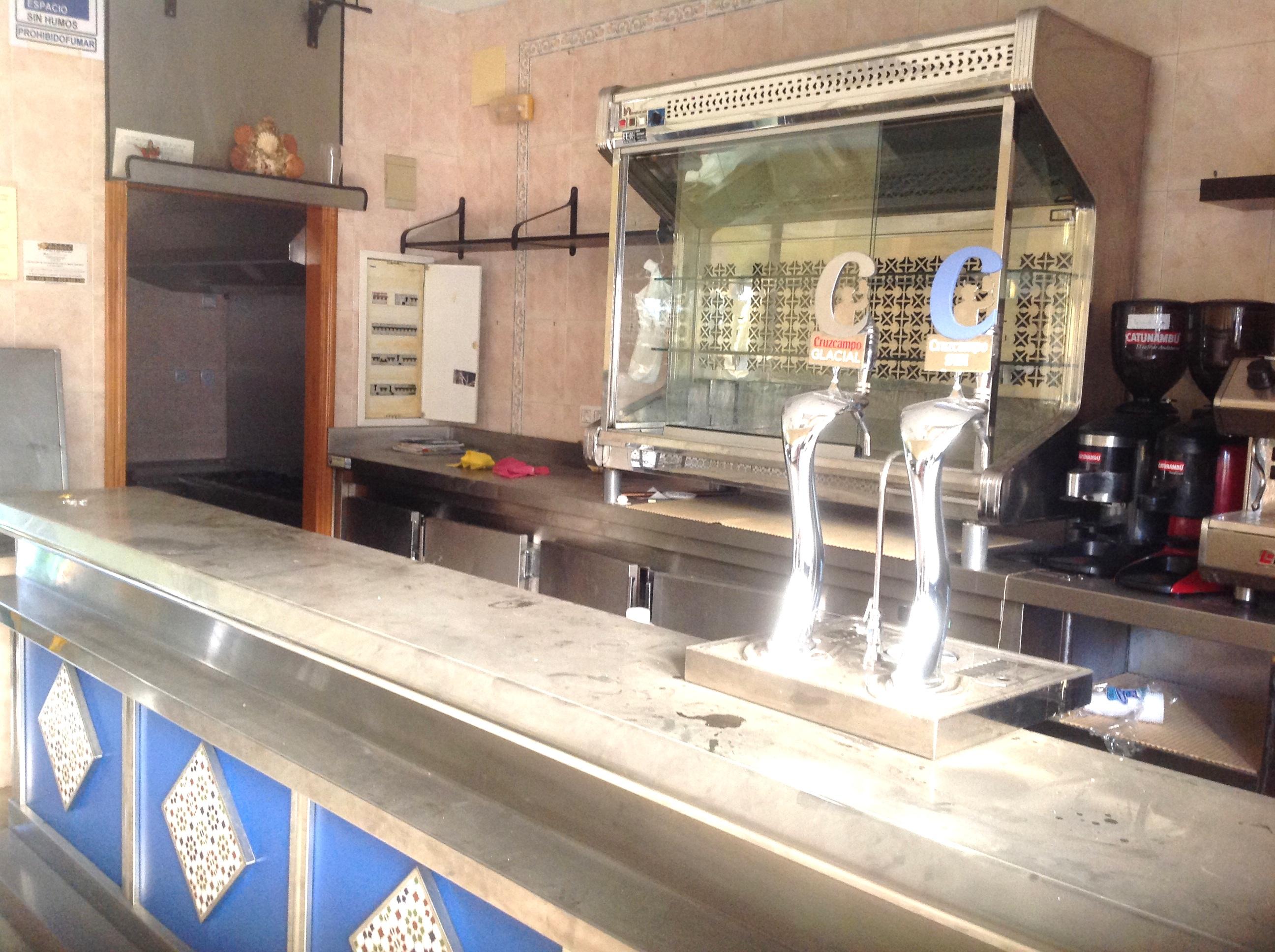 Bar en alquiler en Sevilla, con buena cocina