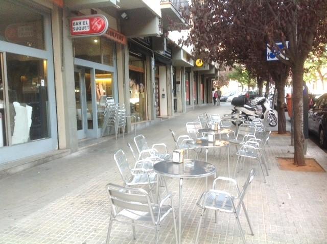 Bar En Alquiler En Terrassa Barcelona Totalmente Montado Y